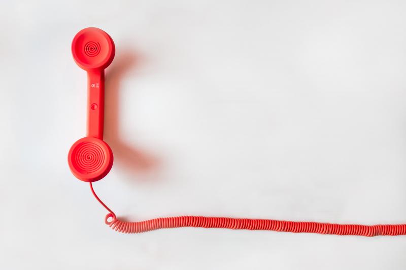 Kan je altijd bellen voor twijfels of vragen