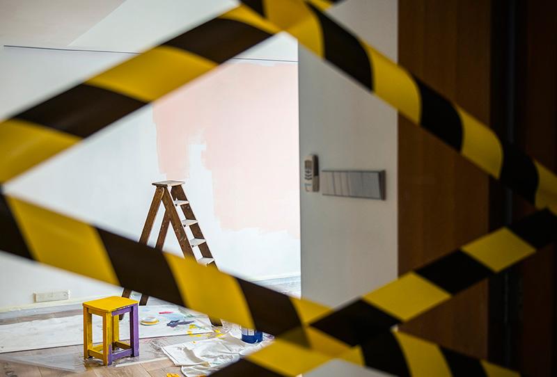 Verbouwen, renovatie en vergunningen